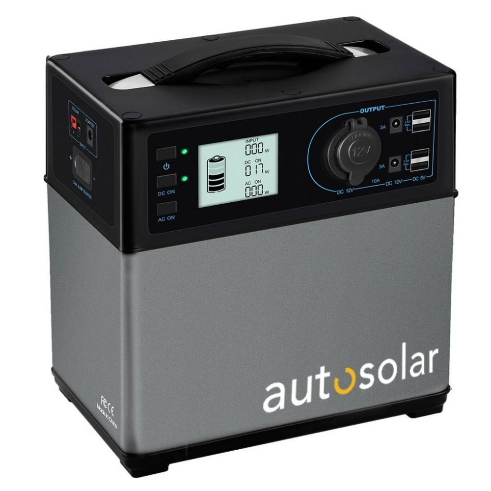 400 Watt Solargenerator