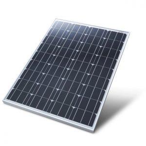 starres Solarmodul 100 Watt