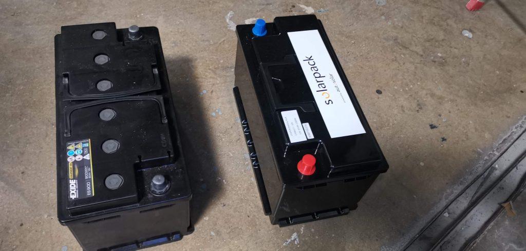 Blei Battery vs LiFePo4