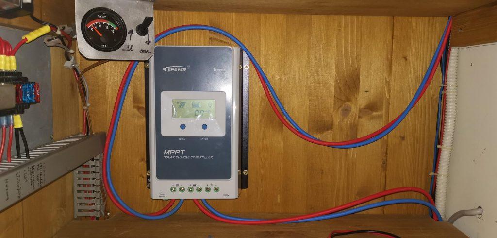 Solarregler 30 A MPPT