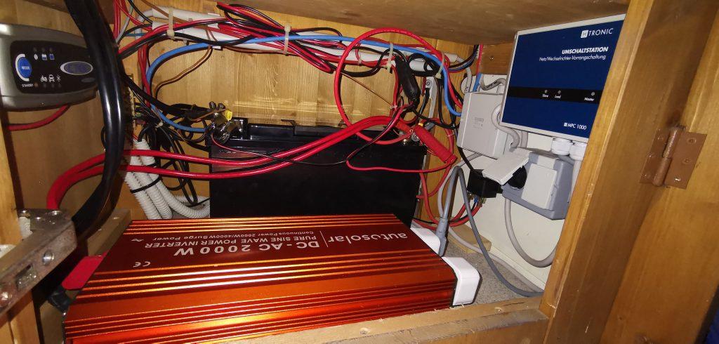 Ducato Solaranlage 300 Watt
