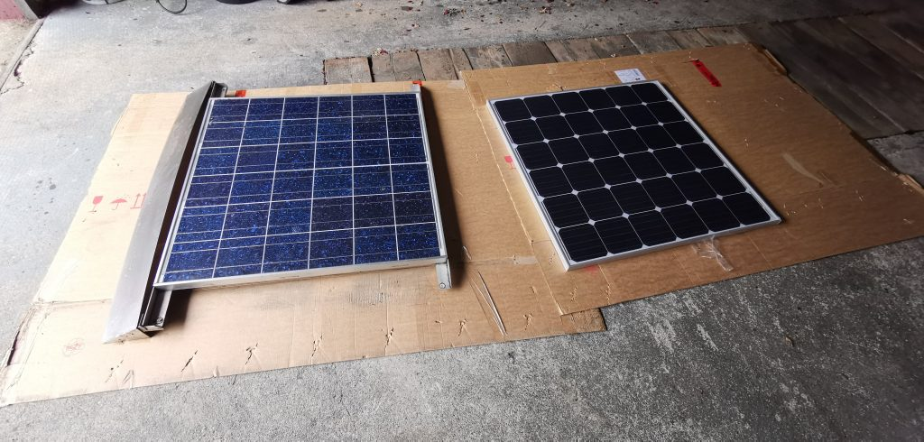Vergleich Monokristallines Solarmodul vs. Polykristallines Solarmodul